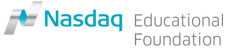 Nasdaq Educational Foundation (logo & link)